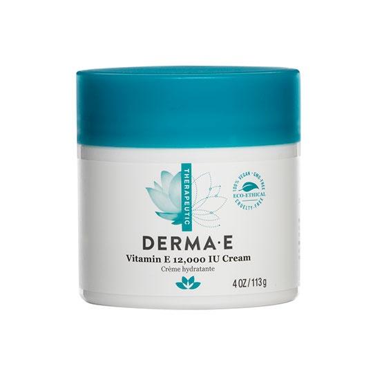 Derma E Vitamin E 12,000 Iu Crème 4 Oz.