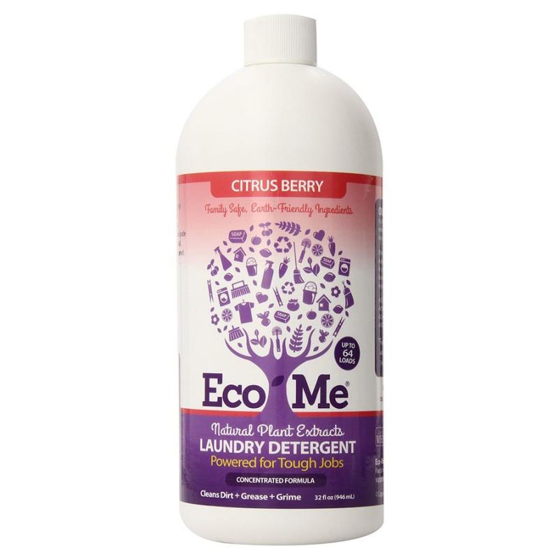 Eco- Me Citrus Berry Laundry Detergent 32 Fl. Oz