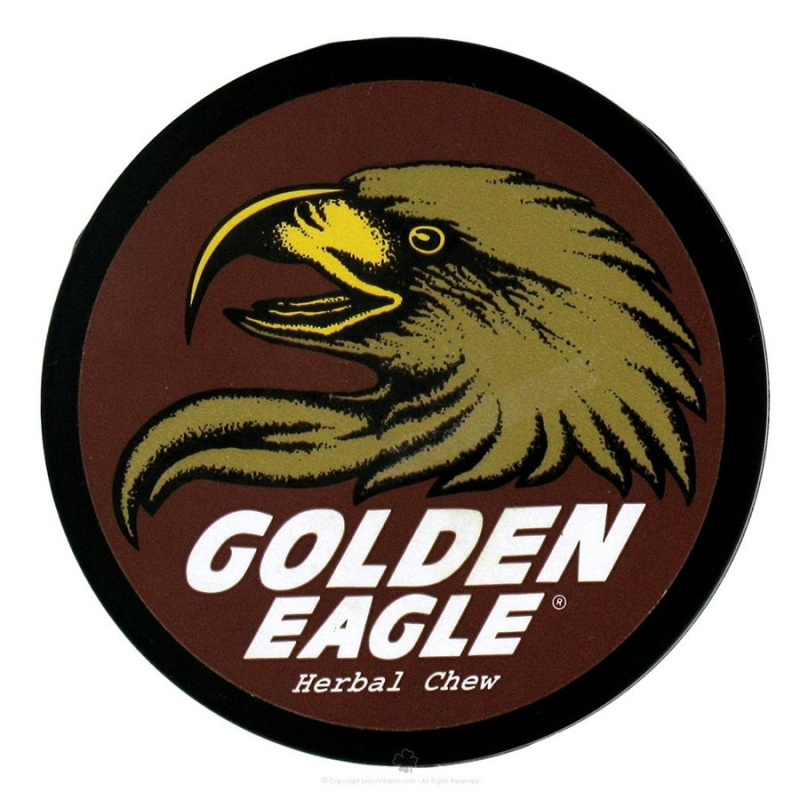Golden Eagle Original Cinnamon Herbal Chew 1.2 Oz