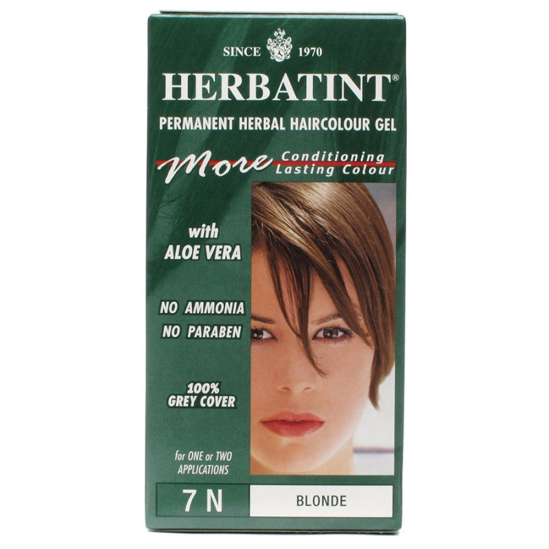 Herbatint 7n Blonde Hair Color Gel 4.5 Fl. Oz.