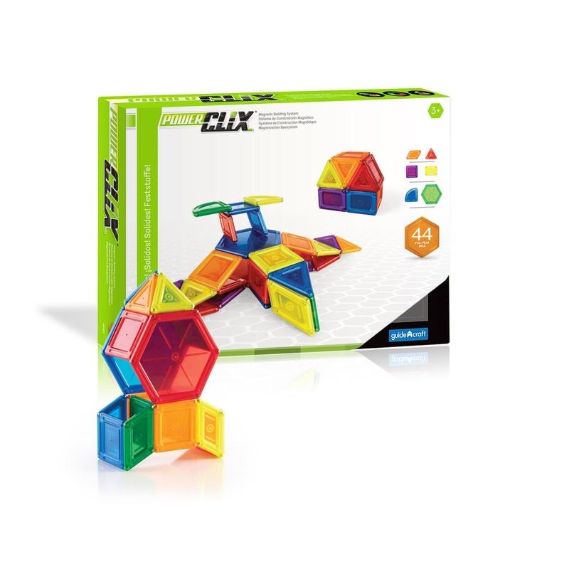 Powerclix® Solids - 44 Pc. Set