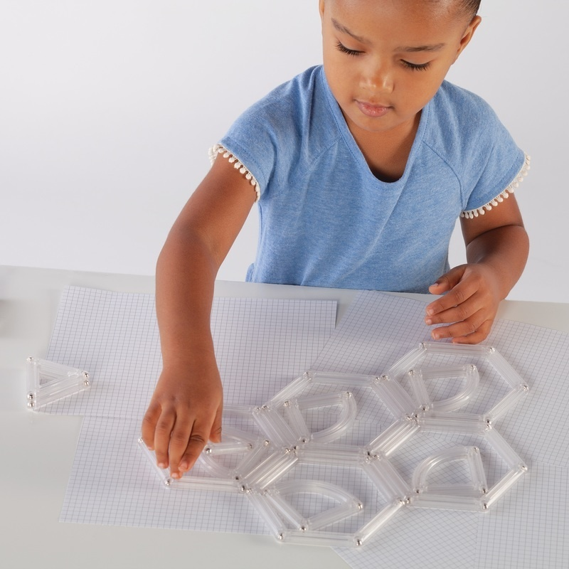 Powerclix® Frames Clear - 74 Pc. Set