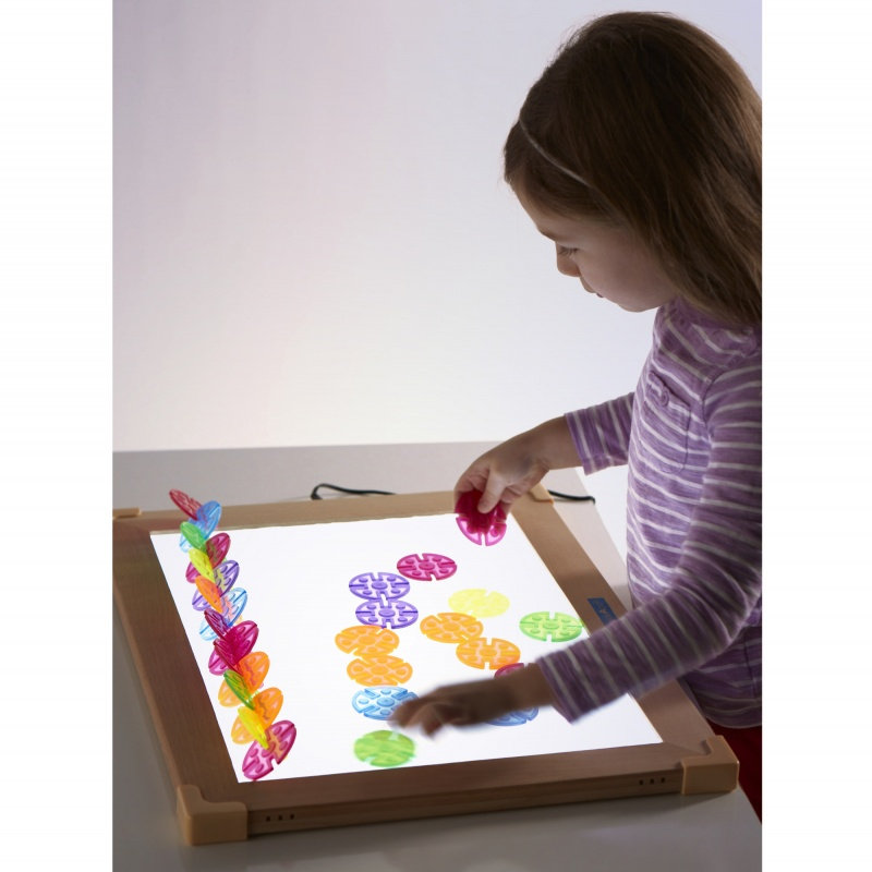 Guidecraft Led Activity Tablet (Int)
