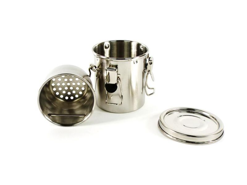 10oz Stainless Steel Brush Washer