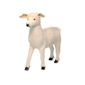 """Lamb Seat 31""""l X 27""""h"""