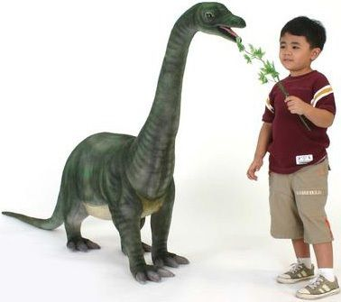 Brontosaurus(ride-on) 4.5'l