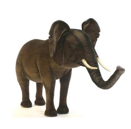 Elephant Ex Large 59''lx47''h