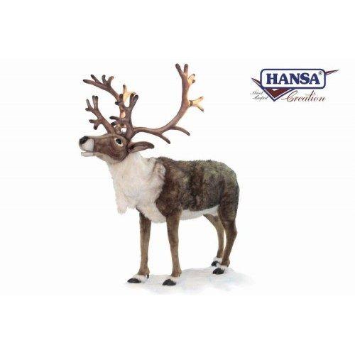 "Reindeer (nordic) Lf Sz 65""h X 58""l"