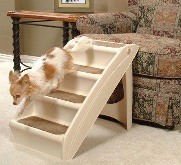 Pupstep + Plus Dog Stairs