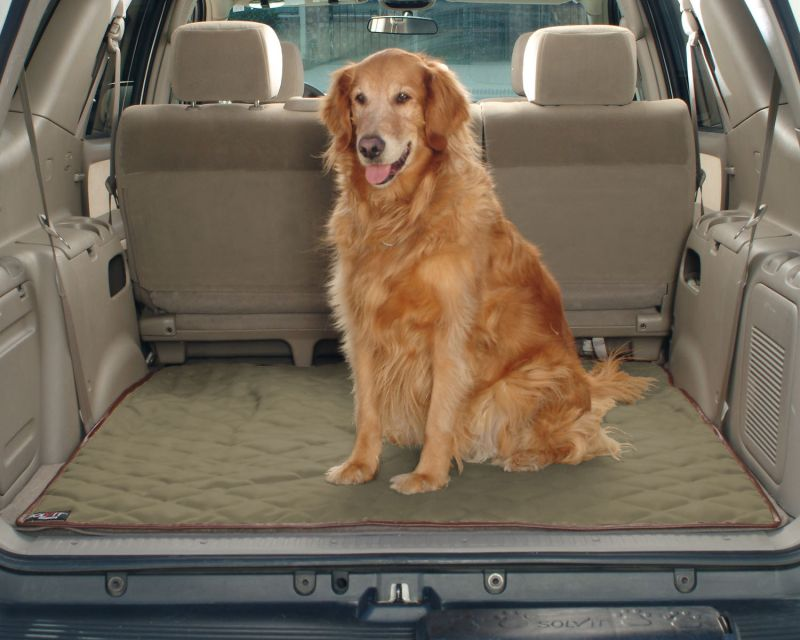 Deluxe Soft Quilted Cargo Liner