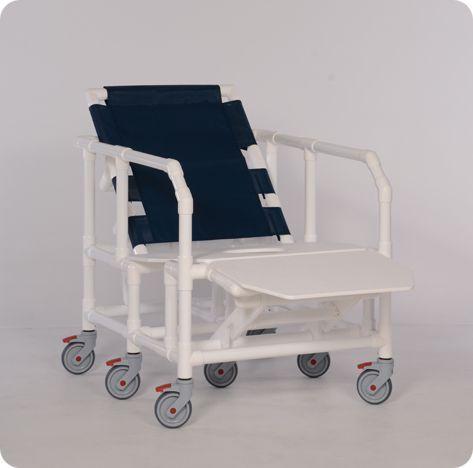 Bariatric Reclining Shower Chair - 650 Lbs Capacity