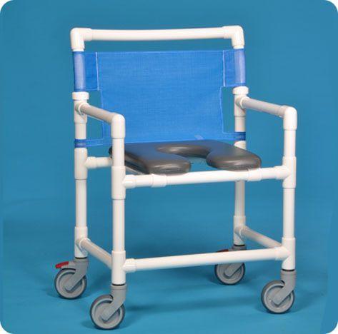 Standard Soft Seat Shower Chair 400 Lbs