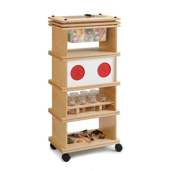 Jonti-Craft®Science Lab System - 6 Piece Set