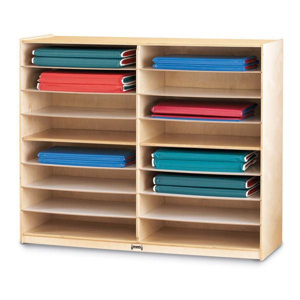 Jonti-Craft®Mat Storage