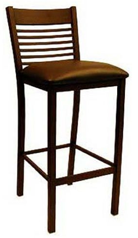 """KFI BR3905-WS """"3900"""" Series Chairs with Wood Seat: Without Arms"""