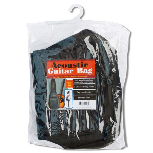 Padded Acoustic Guitar Bag