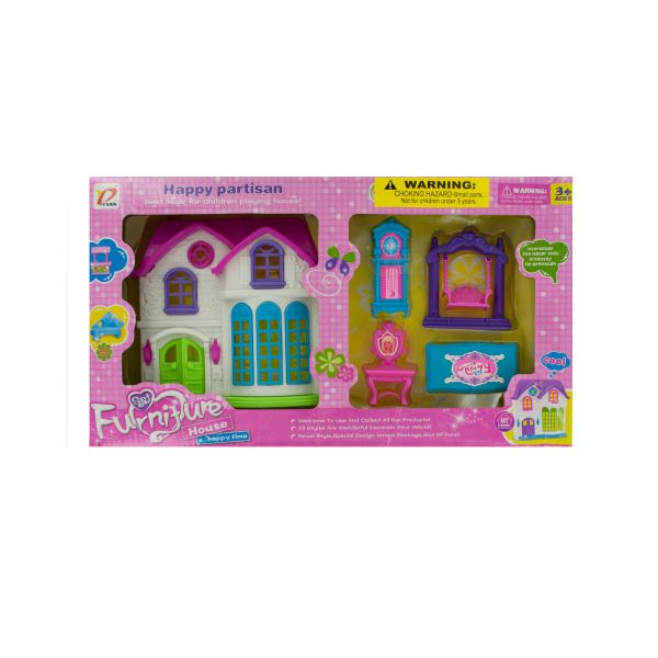 Little House Playset