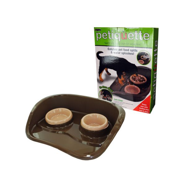 Petiquette Food Tray