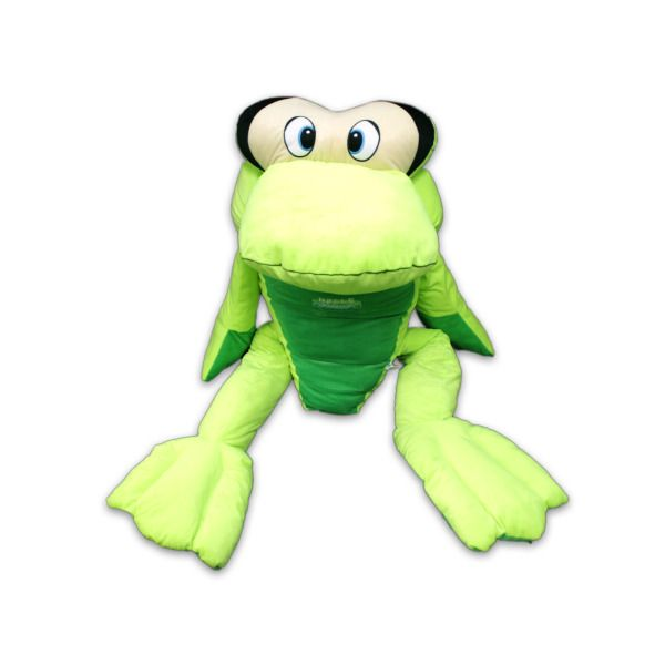 Jumbo Plush Frog