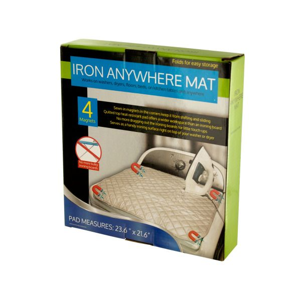 Iron Anywhere Mat With Magnet