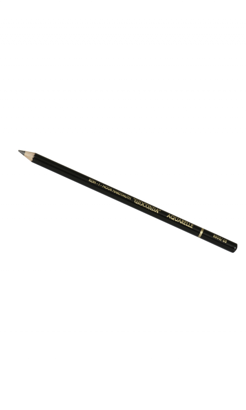 Gioconda Aquarelle 6B Pencil
