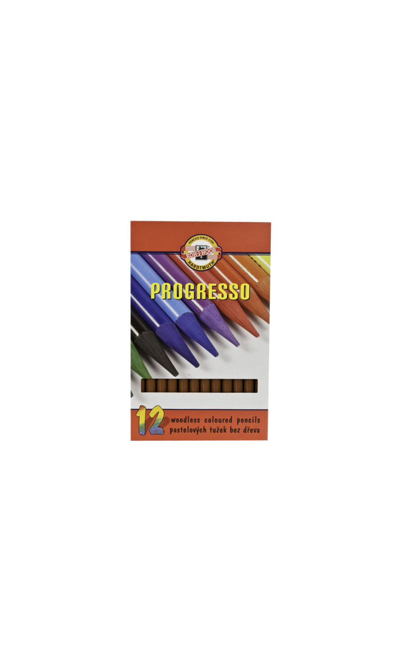 Woodless Colored Pencil Brown