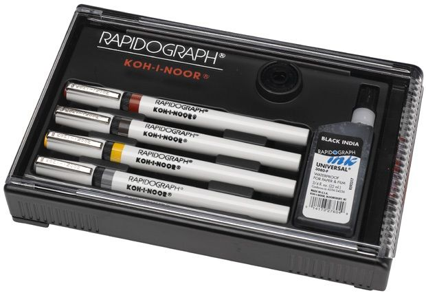 Rapidograph Pen 00/.30
