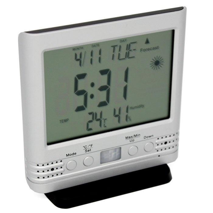 Weather Clock Cam Hd