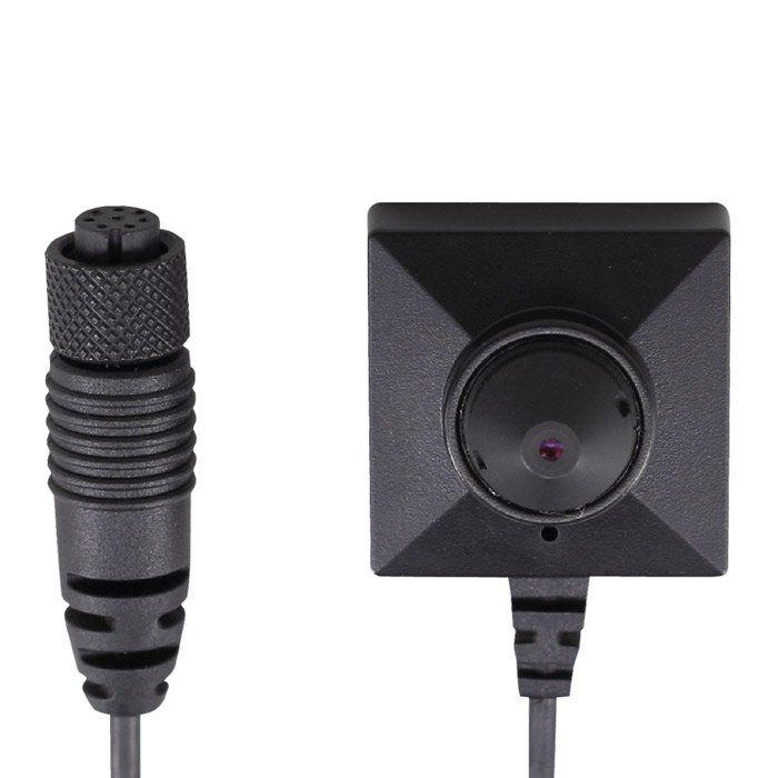 Hd Cone Lens Button Camera