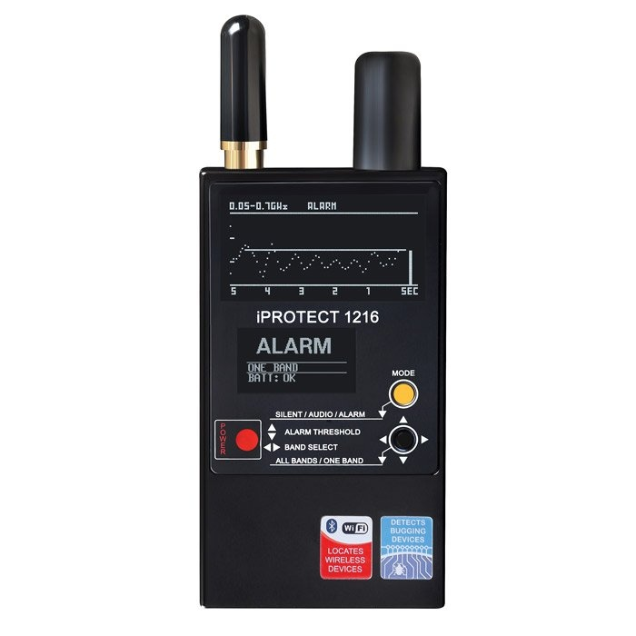 Detection And Counter Surveillance Kit - Dd2000