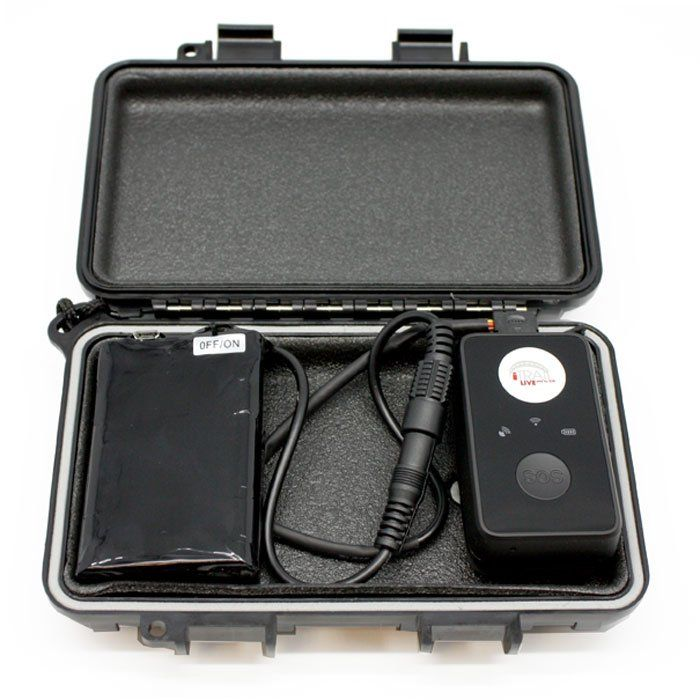 Itrail Solo Extended Battery Kit - Gps933-4g