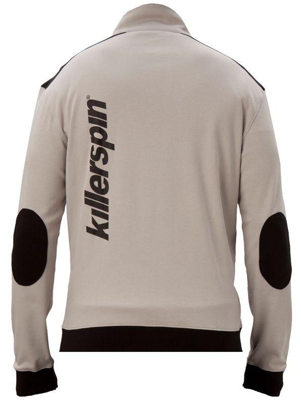 Killerspin BedRLook Jacket: Grey/Black, Small