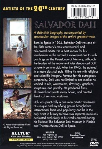 Artists Of The 20th Century: Salvador Dali