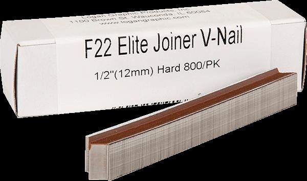 """Elite Joiner Vnail 1/2"""" (12mm) Hard"""