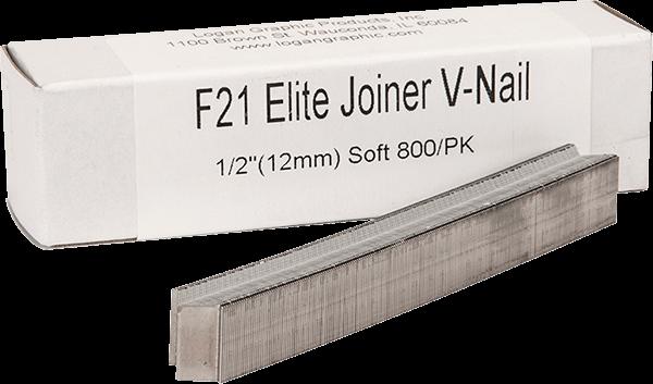 """Elite Joiner Vnail 1/2""""(12mm) Soft"""
