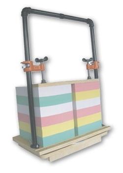 Lassco-Wizer Ultra ll Padding Press