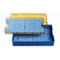 Pst Scope Sterilization Tray With Base, Lid And Bars 2.6 X 16 X 1.5