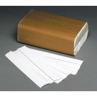 Generic Disposable White C-fold Towels, 150/pack