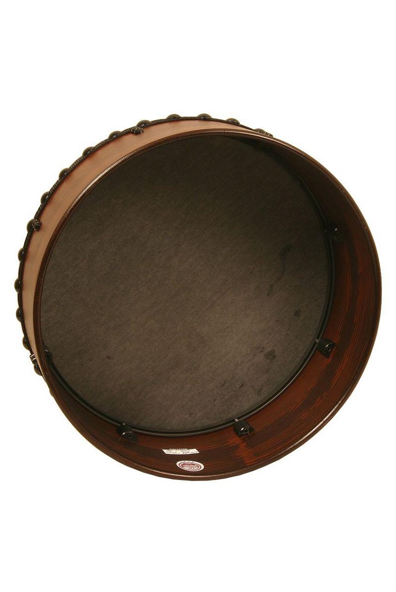 "Remo Irish Bodhran W/ Acousticon Shell And Bahia Bass Head, 14""X4.5"""