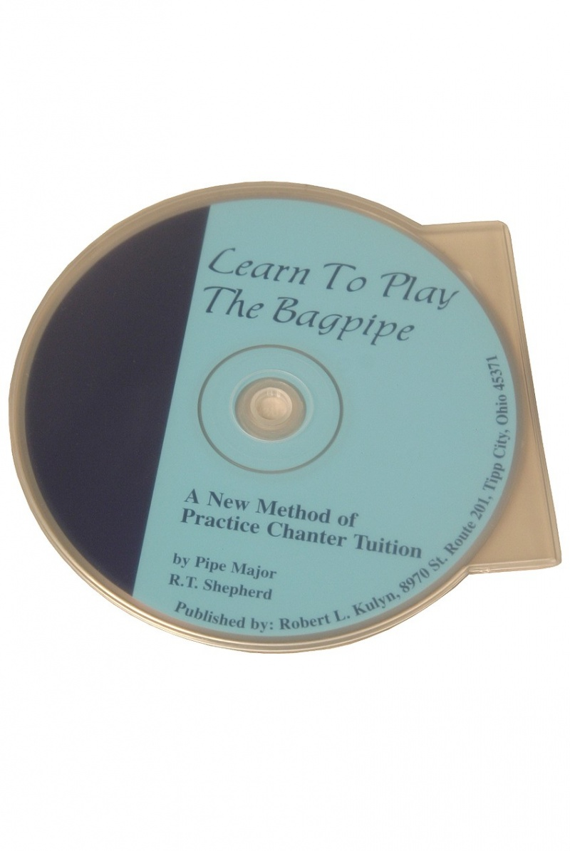 Learn To Play The Bagpipe Cd By R T Shepherd