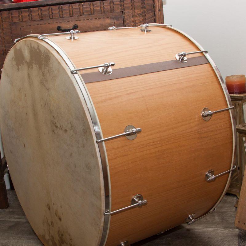 """Mid-East Bolt Tuned Tupan Drum 26"""""""