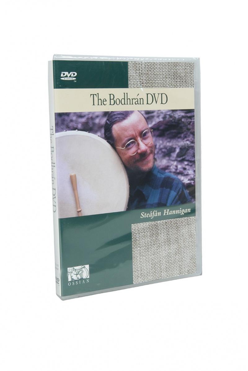 Hal Leonard The Bodhran Dvd By Steafan Hannigan