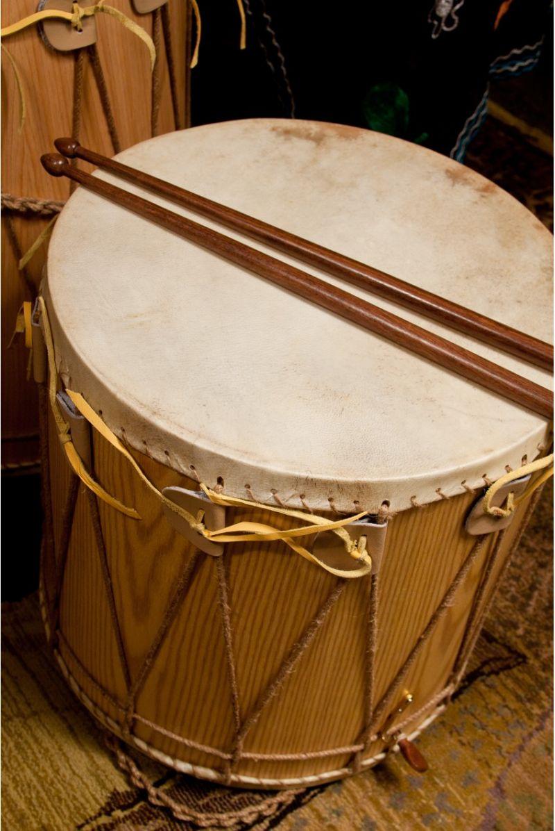 "Ems Medieval Drum 13""X13"""