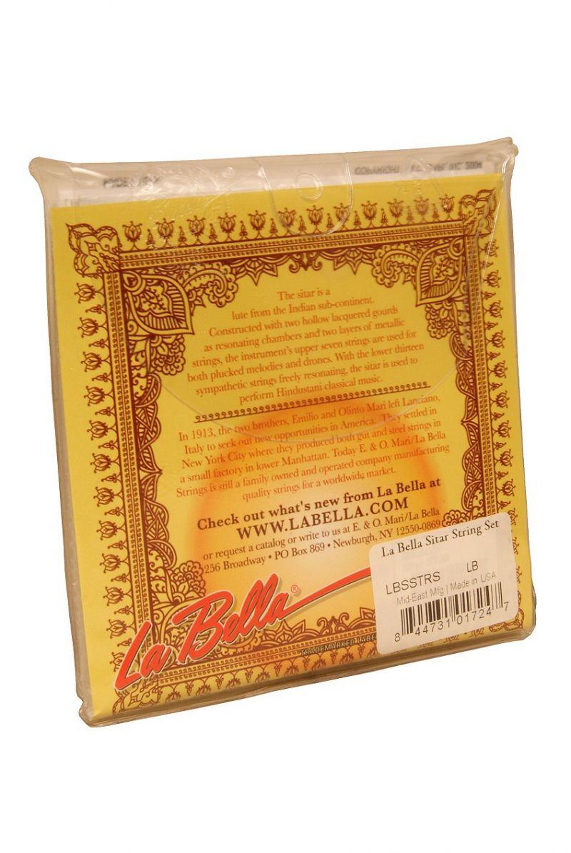 La Bella Sitar String Set