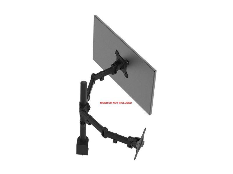 Monoprice Essential Dual Monitor Articulating Arm Desk Mount