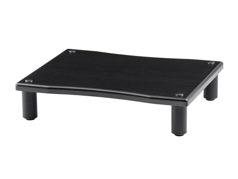 Monolith By Monoprice Amplifier/Component Stand Xl, Black