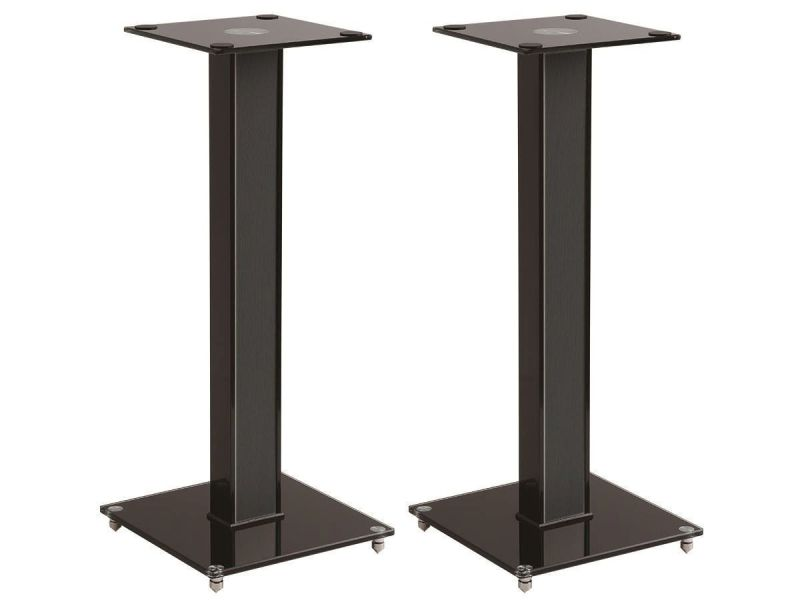 Monoprice Elements 23 Inch Speaker Stand With Cable Management (pair)