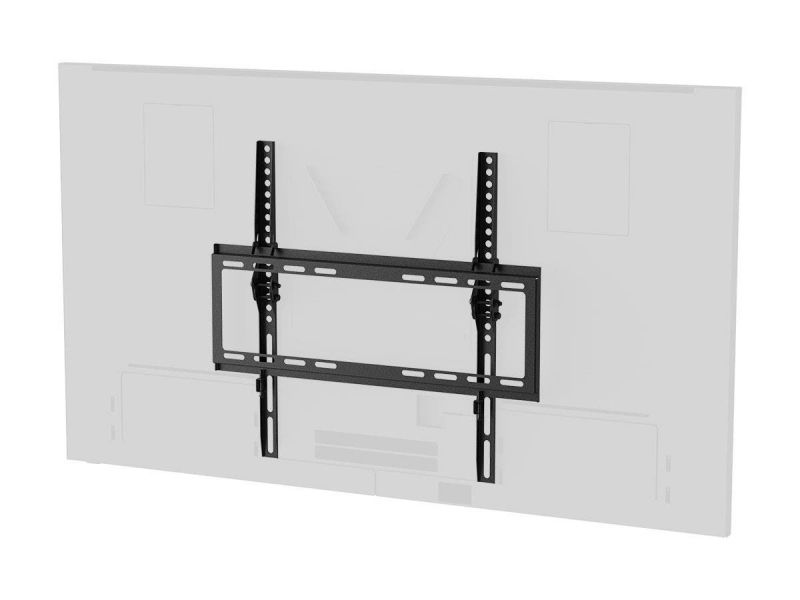 Monoprice Slimselect Series Low Profile Tilt Tv Wall Mount For Led Tvs 32in To 55in, Min Extension 0.81in, Max Weight 77 Lbs, Vesa Patterns Up To 400x400