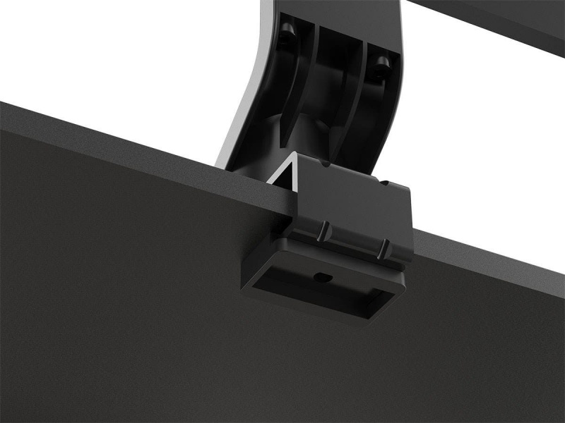 """Workstream By Monoprice Single Monitor Low Profile Flat-clamp Mount For Screens Up To 32"""""""