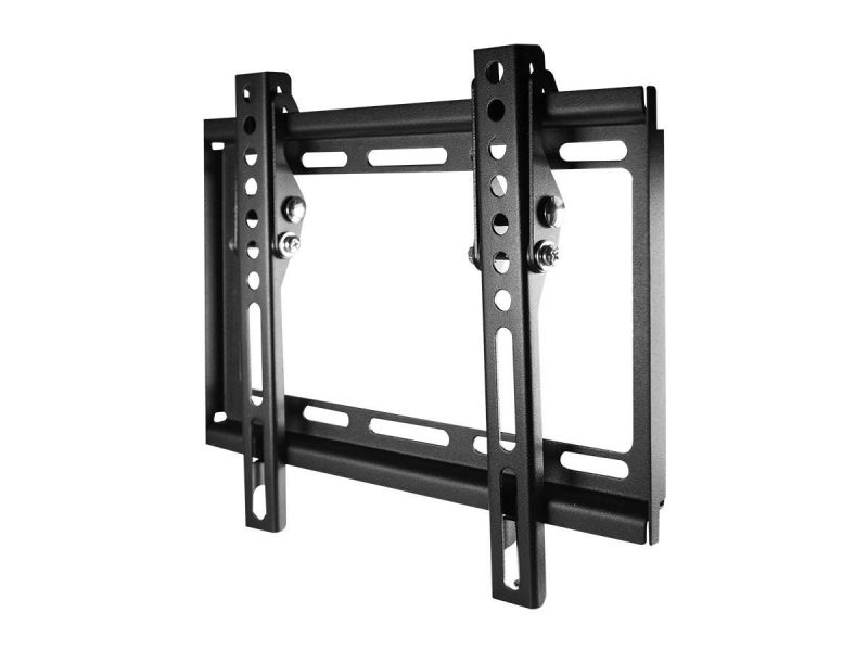 Monoprice Ez Series Tilt Tv Wall Mount Bracket For Tvs Up To 42in, Max Weight 77lbs, Vesa Patterns Up To 200x200, Ul Certified